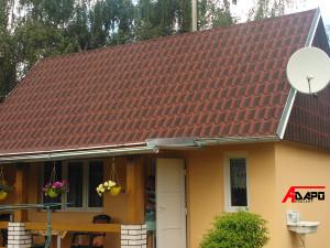 Izolace střechy, střešní krytina